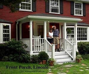 Exterior Classy Image Of Front Porch Decoration Using