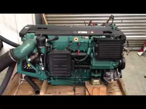 boatmec volvo penta  testing youtube