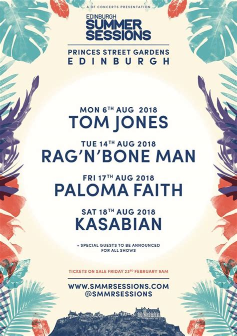 jam since 21 summer concerts in edinburgh the murrayfield hotel and