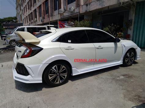 jual body kit honda civic turbo hatchback type