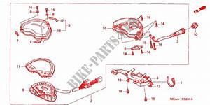 Headlight Speedometer  2  For Honda Vtx 1300 R 2006