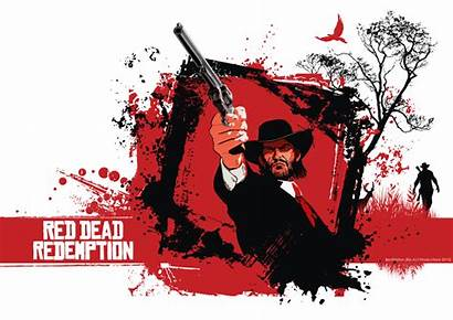 Dead Redemption Fan Unico Hilo Imagenes Deviantart