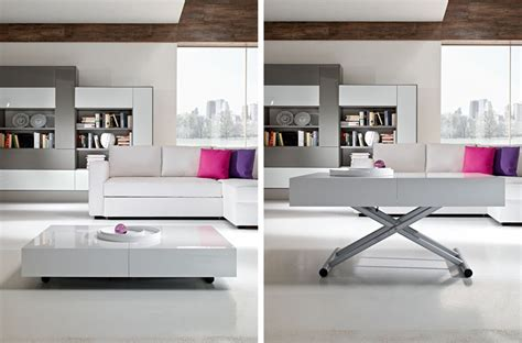 Table Basse Transformable Italienne