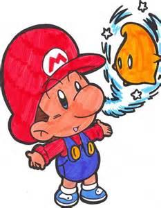 Baby Mario and Luigi Drawings