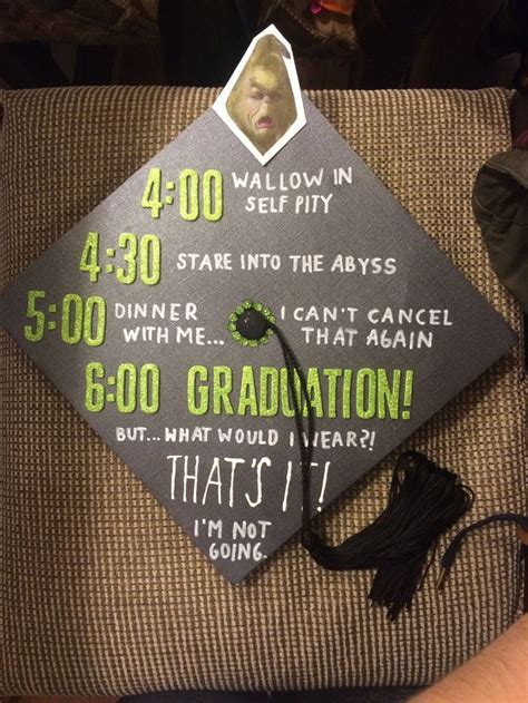 Decorating Ideas With Quotes by Best 25 Graduation Caps Ideas On