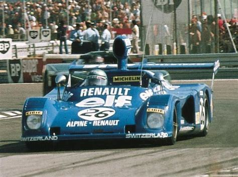 le mans org 1975 1978 renault s move from the 24 hours of le mans to formula one