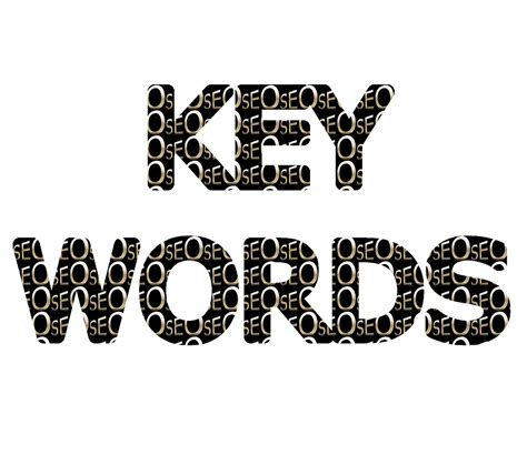 some key words