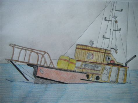 Orca Boat Jaws 2 by Orca Jaws Boat By Hunterl89 On Deviantart