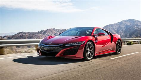 hybrid sports cars and evs best high performance models