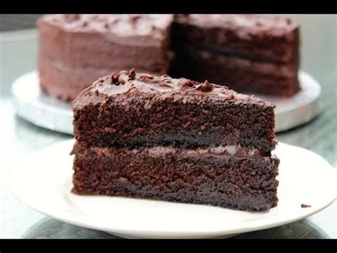 Permalink to Chocolate Cake From Scratch