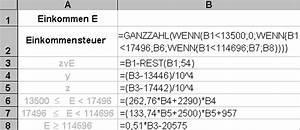 Einkommensteuer Berechnen Formel : einkommensteuer ~ Themetempest.com Abrechnung