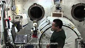 Japan robot astronaut talks Santa in first chat with ...