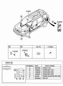 Kia Borrego Wiring Diagram