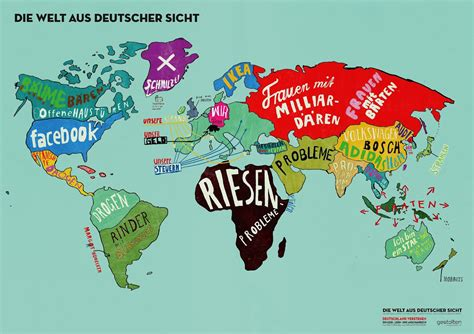 Die Welt Aus Deutscher Sicht  Platitüdende  Mehr Spass