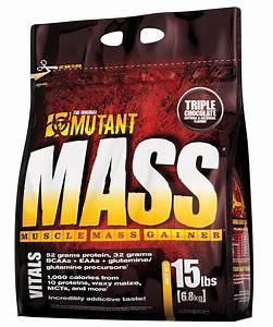 Mutant Mass Gainer  Triple Chocolate  15 Lb Mass Gainer Powder  Buy Mutant Mass Gainer  Triple