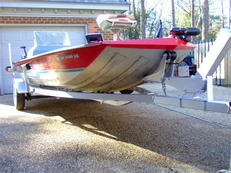 Aluminum Craft Bass Boats by 1991 Mirrocraft Aluminum Bass Boat For Sale