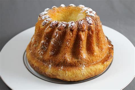 rhum cuisine recette de kouglof traditionnel par l 39 académie du goût