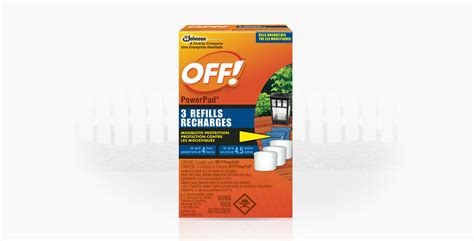 off powerpad 174 mosquito l refills