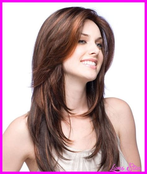 Long Haircut Styles For Straight Hair Livesstarcom