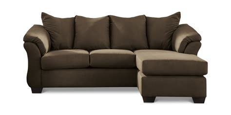 Almath Sofa With Reversible Chaise  Hom Furniture