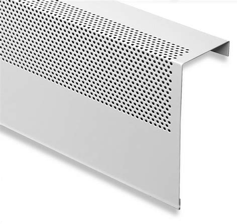 Wall furnaces & floor furnaces. Baseboard Heater Cover 6ft Basic Panel | eBay