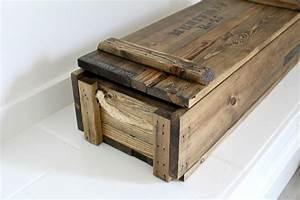 DIY Decorative Ammo Box - Pretty Handy Girl