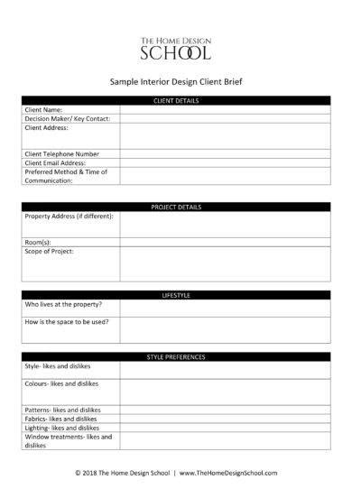 design  template examples  examples