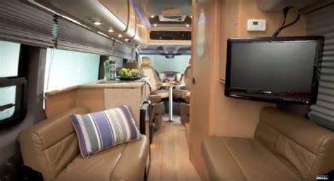 Airstream Interstate Mercedes Benz Sprinter Luxury
