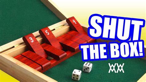 wood shut  box game youtube