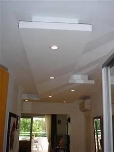 Eclairage Indirect Plafond : gerard manrique staffeur peintre ~ Melissatoandfro.com Idées de Décoration