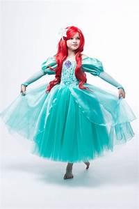 Ariel Disney Inspired Dress Ariel's Green Dress from by ...