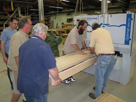 day  building  workbench  date   sander