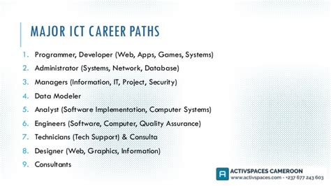 careers  ict