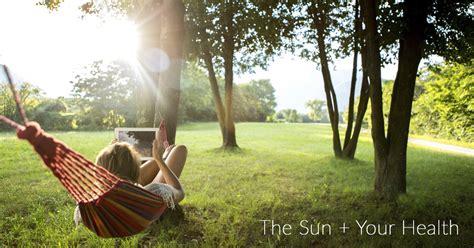 ways  sun affects  body  good  bad