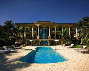 Coral Gables Mansion - Mediterranean - Exterior - miami