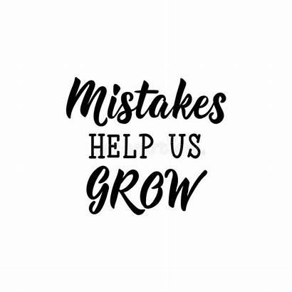 Mistakes Grow Help Mistake Erreurs Learn Milestone