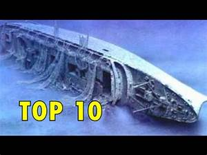 Top 10 Most Famous Shipwrecks - YouTube