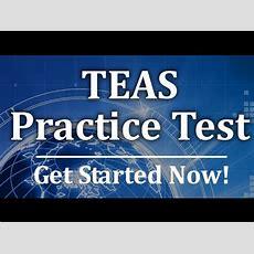 Teas Practice Test  Free Teas Exam Review Youtube
