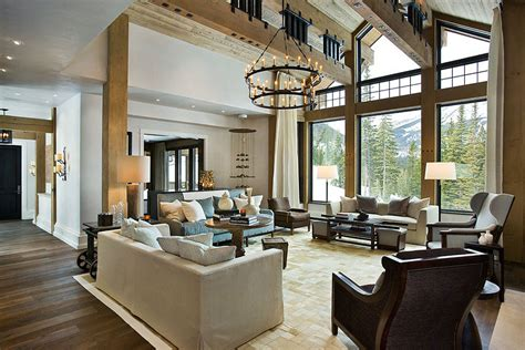 great rooms to dream about inspiration for big sky custom homes blue ribbon builders