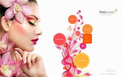 Beauty Parlor Background Salon Template Website Hipwallpaper