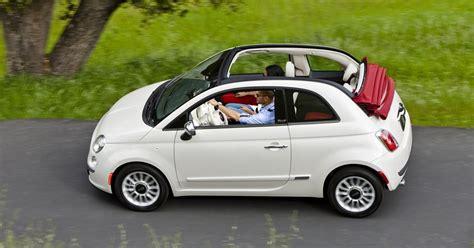 Fiat Cabrio by Book A Fiat 500 Cabrio Automatic At Motopower Naxos