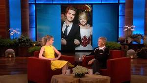Emma Stone on Co-Star Andrew Garfield - YouTube