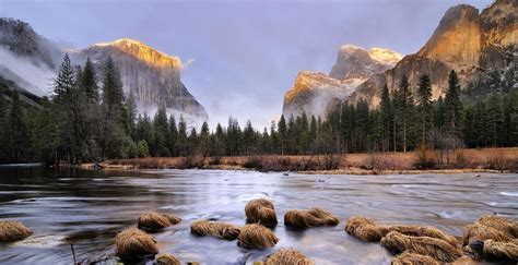 Yosemite National Park Vacation Travel Guide Tour