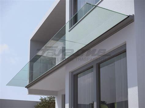 uberdachungen glas linea vordach aus glas by faraone design nino faraone
