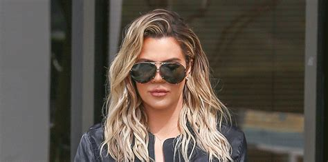 'DADDY': Khloé Kardashian Removes 'Tramp Stamp' Tribute Tattoo