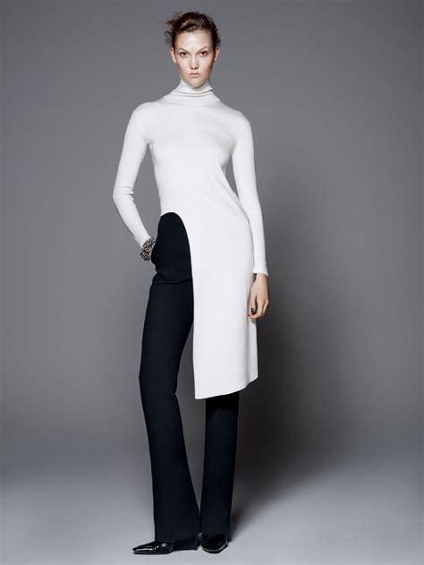 Razor Edge Karlie Kloss David Sims For Vogue July