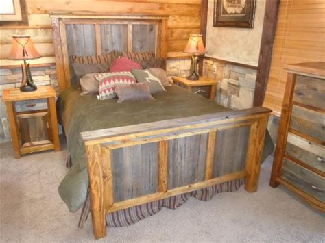 barnwood bedroom set barnwood bedroom sets