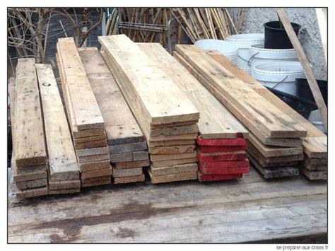 faire un bureau avec une planche bois se preparer aux crises fr
