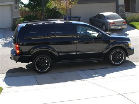 jeep durango blacked out murdered out dodge durango murdered cars