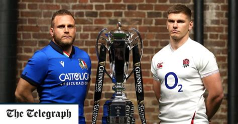 Italy v England, Six Nations 2020: What time is kick-off ...